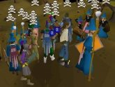 Old Runescape accounts