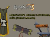 Smithing Guide RuneScape