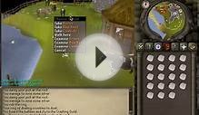 07 Old School Runescape Money Making Guide; Crafting Guild