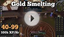 1-99 Smithing Guide UPDATED Runescape 2015 - Fast and