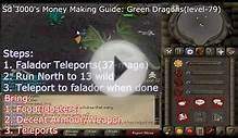 2007 Runescape - Combat Money Making Guide 100k - 150k/hr