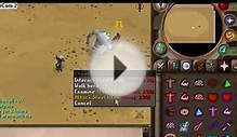 99 Range Video and Max Hit on Runescape