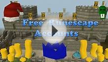 Free RuneScape Accounts [2014]