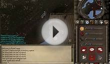 OldSchool Runescape - Making Glass with Lunar Magic