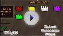 Richest Player in RuneScape (Outdated)