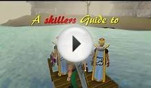 Runescape - 1-99 Fishing Skiller Guide F2P and P2P 2014-2015
