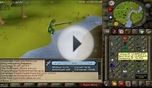 RuneScape 2007 - 10hp Achievements (Part 1) & Fishing