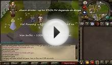 Runescape 2007 Starter Money Making Guide: Make your first