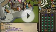 Runescape 2012 Afk training guide Defence/Strength/Attack