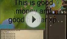 RuneScape - 3 good steps of money making for p2p