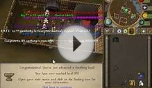 Runescape 99 smithing with song. Vasek002 gets 99 smithing