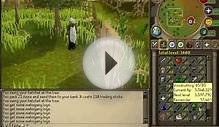 Runescape-Best Woodcutting Exp with Sacred Clay Axe/Hatchet
