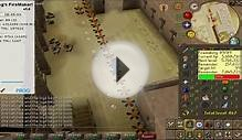 Runescape Botting - Progress Video #6 - Almost 90 Firemaking!