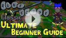 RuneScape Classic Beginner Guide - All Skills - Everything