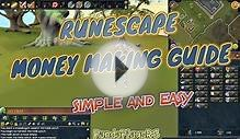 Runescape F2P money making guide 2014, Low level guide