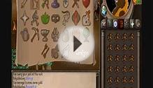 runescape-f2p money making guide(mining gold ore)