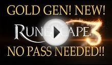 RUNESCAPE GOLD GEN 2014 LEGACY AND EOC! WORKING JULY 2014
