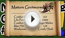 Runescape Money Making Guide - Ep.10 - 1.2m/hour - Grotworms