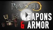 Weapons and Armor Guide: Stats and Info [Runescape 2014]