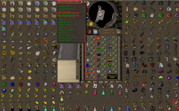 Buy Runescape 2007 accounts