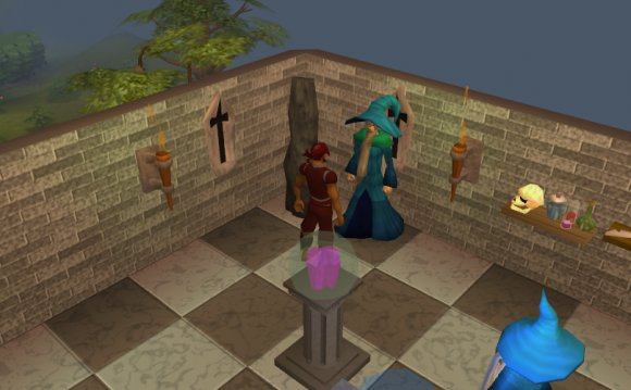 Watchtower Quest Runescape