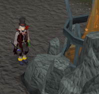 Zybez RuneScape Help's Screenshot of a Member's Only Quest