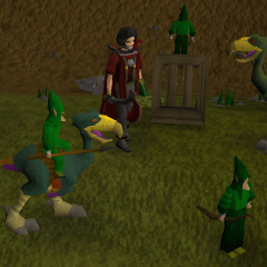 Zybez RuneScape Help's Screenshot of the Gnome-Khazard Battle Field
