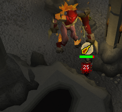 Zybez RuneScape Help's Tormented Demon Attack Picture