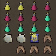 Zybez RuneScape Help's Tormented Demons Equipment